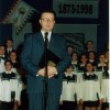 Dr. Bazsa György (volt diák) KLTE rektora