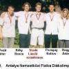 2001. Nemzetközi Fizika Diákolimpia Antalya, Siroki László ezüstérmes